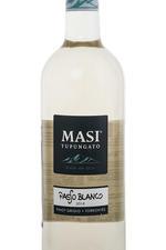 Masi Tupungato Passp Blanco Аргентинское вино Пассо Бланко Тупанго Мази