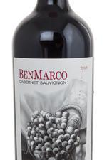 BenMarco Cabernet Sauvignon 2013 Аргентинское вино Бенмарко Каберне Совиньон 2013