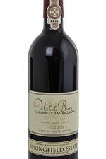 Springfield Estate Whole Berry Cabernet Sauvignon вино Спрингфилд Истейт Хоул Берри Каберне Совиньон