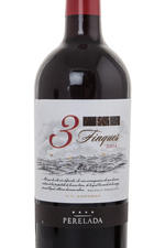 Castillo Perelada 3 Fincas Crianza 2011 испанское вино Кастильо Перелада Трес Финкас Крианса 2011