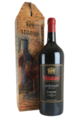 Mildiani Saperavi грузинское вино Милдиани Саперави 5l