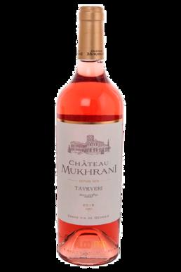 Chateau Mukhrani Tavkveri грузинское вино Шато Мухрани Тавквери