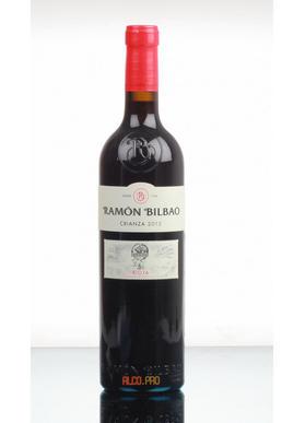 Ramon Bilbao Crianca 2012 испанское вино Рамон Бильбао Крианса 2012