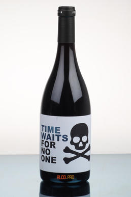 Time Waits For No One 2016 Испанское Вино тайм Уэйтс Фор Ноу Уан 2016